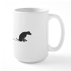 Mutt Shuffle Mug