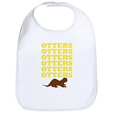 OTTERS OTTERS OTTERS Bib