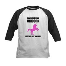 Invisible Pink Unicorn Tee