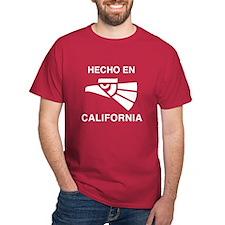 Hecho en California T-Shirt