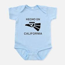 Hecho en California Infant Bodysuit