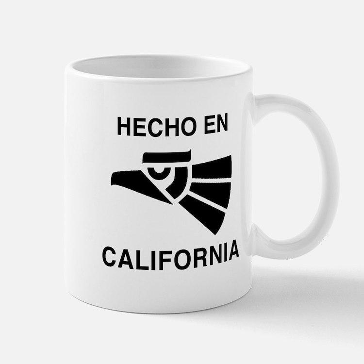 Hecho en California Mug
