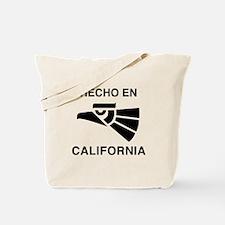 Hecho en California Tote Bag