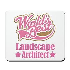 Landscape Architect Gift Mousepad