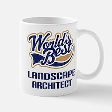 Landscape Architect Gift Mug