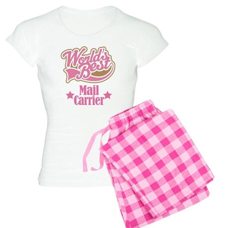 Mail Carrier Gift Women's Light Pajamas
