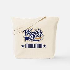 Mailman Gift Tote Bag