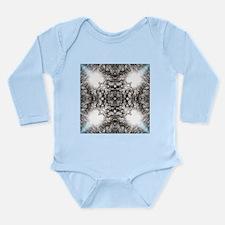 Tree Pattern Long Sleeve Infant Bodysuit