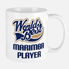 Marimba Player Gift Mug