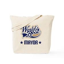 Mayor Gift Tote Bag