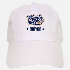 Mayor Gift Baseball Baseball Cap