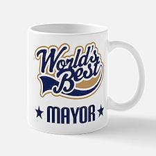 Mayor Gift Mug