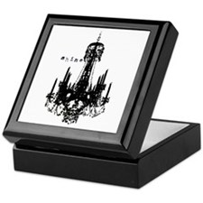 Chandelier Keepsake Box
