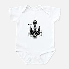 Chandelier Infant Bodysuit