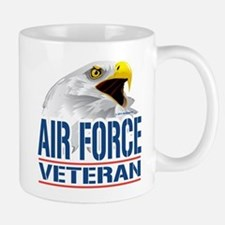 Air Force Veteran Eagle Mug