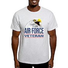 Air Force Veteran Eagle T-Shirt