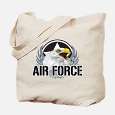 Air Force Eagle Tote Bag