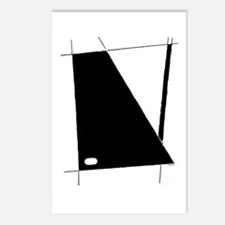 """""""Modern Abstract"""" Postcards (Package of"""