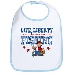 Pursuit of Fishing Bib