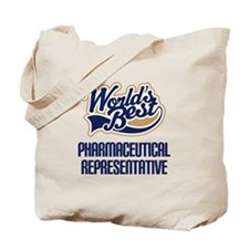 Pharmaceutical Representative Gift Tote Bag