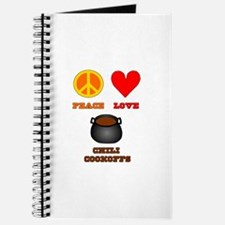 Peace Love Chili Cookoff Journal