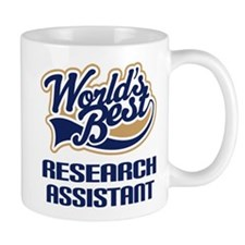 Research Assistant Gift Small Mug