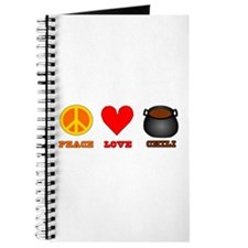 Peace Love Chili Journal
