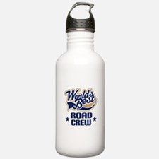 Road Crew Gift Water Bottle