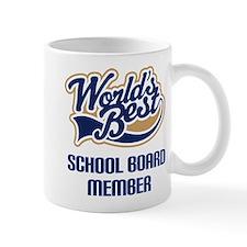 School Board Member Gift Mug
