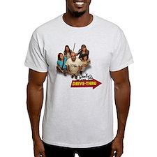 D@DT Album T-Shirt