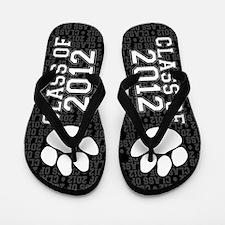 Class of 2012 Flip Flops
