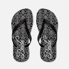 Wedding Bride Bridesmaid Flip Flops