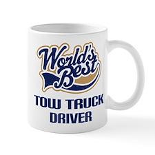Tow Truck Driver Gift Mug