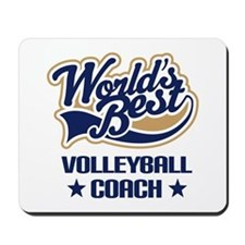 Volleyball Coach Gift Mousepad