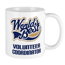 Volunteer Coordinator Gift Mug