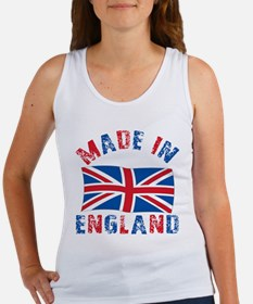 Made In England Women's Tank Top