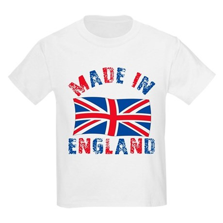 Made In England Kids T-Shirt