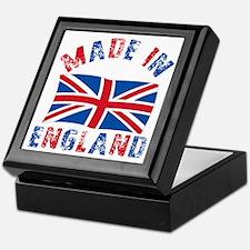 Made In England Keepsake Box