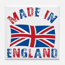 Made In England Tile Coaster