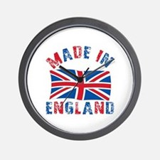 Made In England Wall Clock