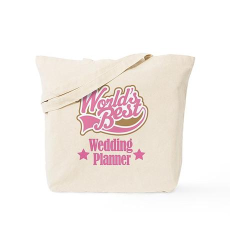 Wedding Planner Gift Tote Bag By Jobtees2