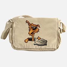 Sewer Dog Messenger Bag