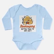Beekeeping Baby Suit