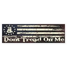 DTOM - Snake Flag Car Sticker
