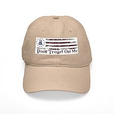 DTOM - Snake Flag Baseball Cap