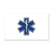 EMT Rescue Car Magnet 20 x 12