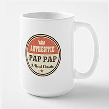 Pap Pap Grandpa gift Mugs