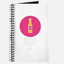 Team bride Zurich 2017 Henparty C8pb4 Journal