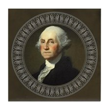 George Washington Tile Coaster