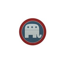 Republican Gift Items Mini Button